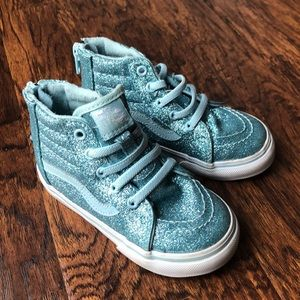 Vans, toddler size 7